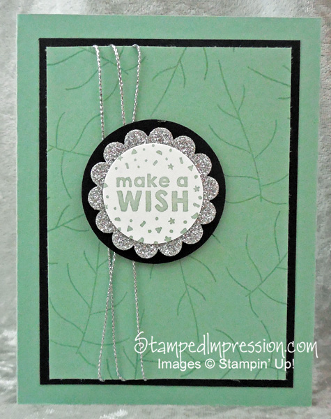 Party Wishes - http://stampedimpression.com