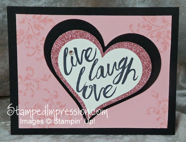 Share the Love Simply - http://stampedimpression.com